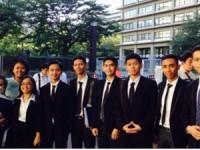 Mahasiswa Unpad Jadi Runner Up di Ajang Asia Cup