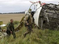 Laporan Sementara Sebutkan MH17 Dihantam oleh Sejumlah Obyek