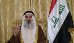 mufti sunni iraq Syekh Mahdi al-Sumaidai