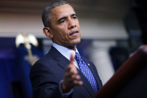 President Obama Delivers Statement On Situation In Iraq
