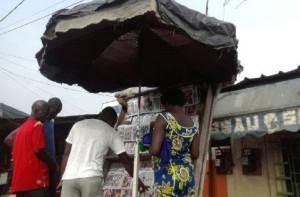 Penduduk Pantai Gading, foto: Qonie