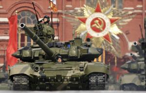 pasukan tank rusia