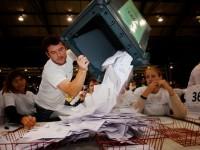 Penghitungan Suara Referendum Skotlandia Tengah Dilakukan