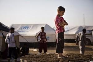 pengungsi mosul