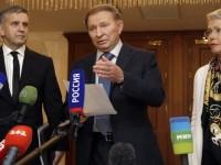 Pemerintah dan Pemberontak Ukraina Sepakati Perdamaian