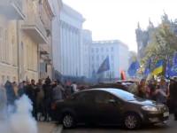 Kelompok Ultranasionalis Ukraina Ancam Presiden Poroshenko