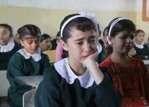 siswa gaza palestina