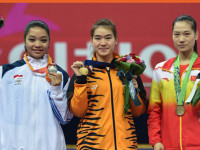 Atlet Wushu Malaysia Doping, Emas Jadi Milik Indonesia