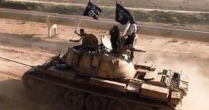 tank ISIS