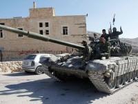 Pasukan Suriah Terus Tekan Ekstrimis di Berbagai Wilayah, Puluhan Teroris Tewas