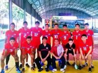 Tim Voli Indonesia Menang di Thailand