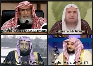 ulama salafi daftar hitam isis