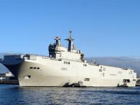 Awak Kapal Rusia Jalankan Program Latihan di Kapal Buatan Perancis