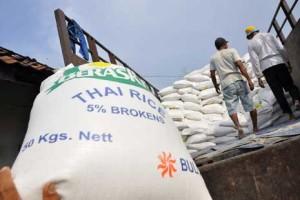 Beras impor rugikan petani