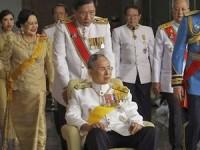 Raja Thailand Membaik Setelah Jalani Operasi