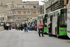 [Foto] Alhamdulillah, Penduduk Palmyra Pulang Kampung