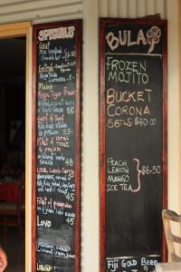 Menu Makanan di Fiji, foto Syam Asinar