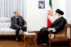 Ramadan Shallah and khamenei