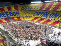Ditolak MK Spanyol, Pemimpin Katalan Serukan Aksi Dukungan Referendum