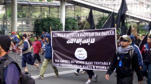 Deklarasi Dukung ISIS di Jakarta
