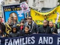 Warga London Marah, Warga Tewas di Tahanan Polisi