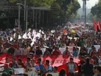Demonstrasi Terjadi di Kota-Kota Mexico Protes Pembunuhan Pelajar