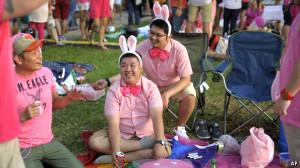 homosek singapura