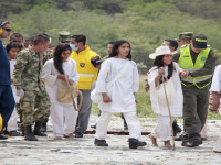Petir Tewaskan 11 Warga Indian Kolombia
