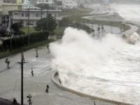 Topan Phanfone Mengacaukan Jepang