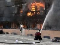 Buntut Hilangnya 43 Pelajar Mexico, Warga Bakar Kantor Gubernur