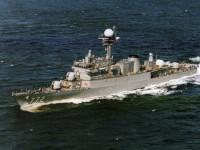 Kapal Patroli Korut dan Korsel Terlibat Baku Tembak