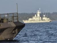 AB Swedia Meminta Ma'af karena Bohongi Publik soal Kapal Selam Misterius