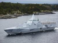 Media-Media Swedia Sebut Kapal Selam Rusia Menyusup