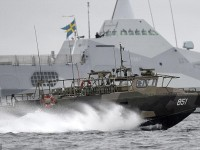 "Swedia Hentikan Pencarian ""Kapal Selam Rusia"""