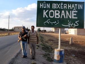 kobane suriah