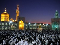Holy shrine Imam Ridha, foto: www.taghribnews.com