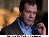 """PM Rusia Sebut Obama Alami """"Gangguan Otak"""""""