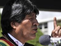 "Evo Morales Cetak ""Hattrick"" Pilpres Bolivia"