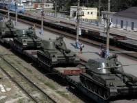 Rusia Bentuk Pasukan Cadangan Baru