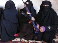 Kekurangan Kombatan Laki, ISIS Kerahkan Kaum Perempuan