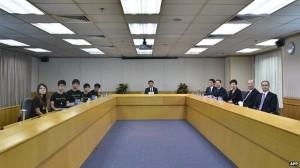 pertemuan hongkong