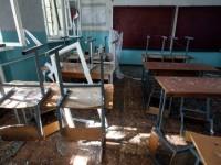 Pertempuran di Donetsk Tewaskan 10 Orang, Sekolah dan Halte Bus Dibom