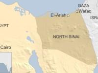 Serangan Telak Menimpa Militer Mesir, 31 Tentara Tewas