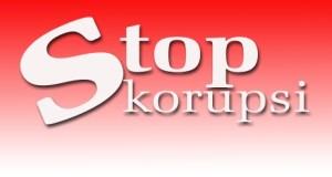 stop korupsi