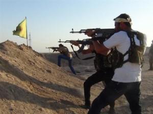 suriah petempur YPG