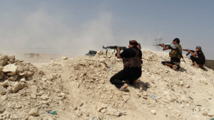 suriah petempur YPG2