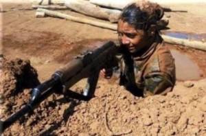 suriah petempur YPG3