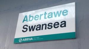 Kota Swansea, foto: Deni