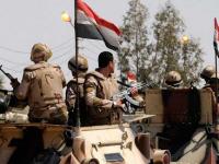 9 Militan Tewas Diganyang Tentara Mesir