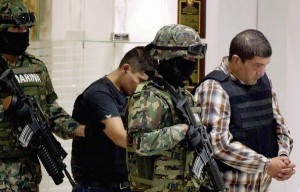 Ivan Velazquez Caballero, Zetas cartel No. 3 leader, arrested